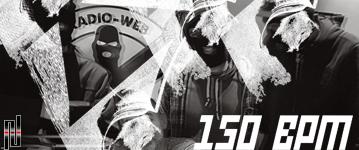 Radio Klan D, le live a 150 Bpm