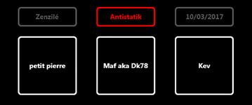 Antistatik Crew au zenzilé